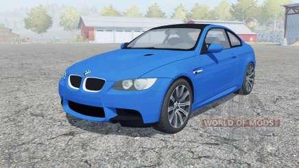 BMW M3 coupe (E92) 2010 für Farming Simulator 2013