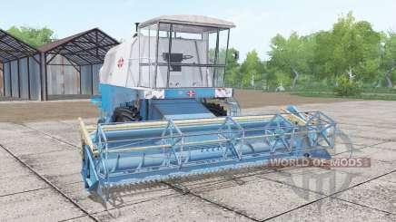 Fortschritt E 512 with headers pour Farming Simulator 2017