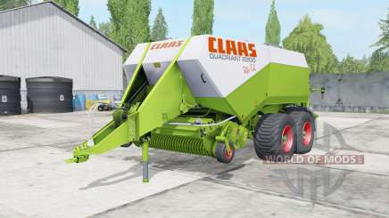 Claas Quadrant 2200 Roto Cut movable parts pour Farming Simulator 2017
