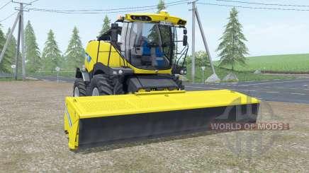 New Holland FR850 wheels selection pour Farming Simulator 2017
