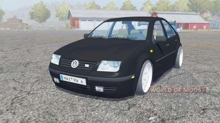 Volkswagen Bora 1998 für Farming Simulator 2013