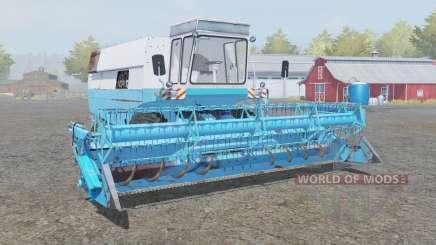 Fortschritt E 516 with headers pour Farming Simulator 2013