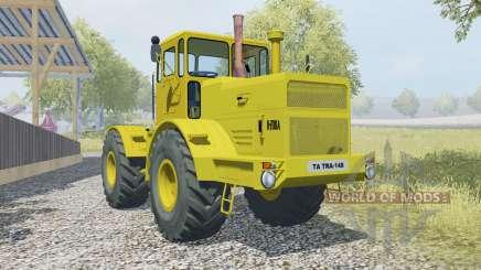 Kirovets K-700a variateur électronique pour Farming Simulator 2013