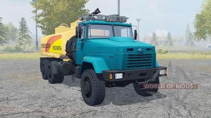 Le KrAZ-6322 camion pour Farming Simulator 2013