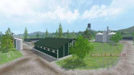 Paradise Hills v1.3 pour Farming Simulator 2015