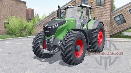 Fendt 1046 Vario wheels selection für Farming Simulator 2017