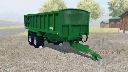 Bailey TB 18 camarone für Farming Simulator 2013