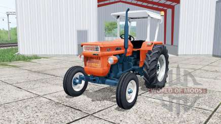 Fiat 400-500 series für Farming Simulator 2017