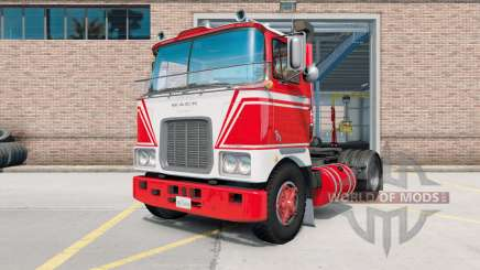 Mack F700 4x2 Day Cab pour American Truck Simulator