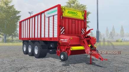 Pottinger Jumbo 10010 Combiline für Farming Simulator 2013