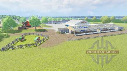 Unavailable Region v2.0 für Farming Simulator 2013