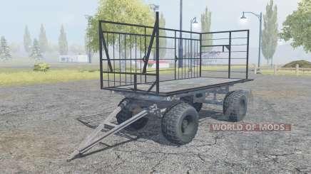 Fortschritt HW 80 ballen pour Farming Simulator 2013