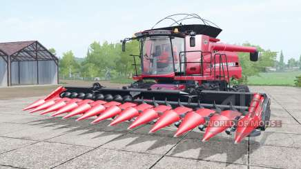 Case IH Axial-Flow 8230 dual front wheels pour Farming Simulator 2017