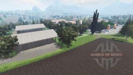 Ammergauer Alpen für Farming Simulator 2013