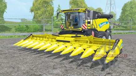 New Holland CR10.90 dual-front-wheelʂ für Farming Simulator 2015