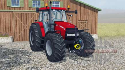 Case IH MXM180 Maxxum vivid red pour Farming Simulator 2013