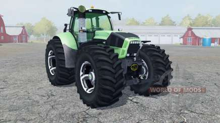 Deutz-Fahr Agrotron X 720 new wheel für Farming Simulator 2013