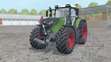 Fendt 1050 Vario extra weights pour Farming Simulator 2015