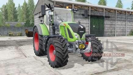 Fendt 51x Vario pour Farming Simulator 2017