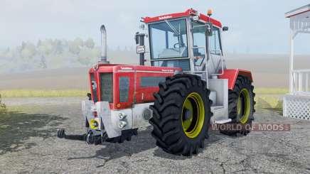 Schluter Super-Trac 2500 VL steering mode für Farming Simulator 2013