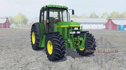 John Deere 6610 FL console pour Farming Simulator 2013