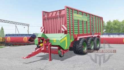 Strautmann Tera-Vitesse CFS 5201 tyre selection pour Farming Simulator 2017