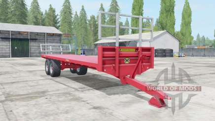 Marshall BC-32 sizzling red pour Farming Simulator 2017