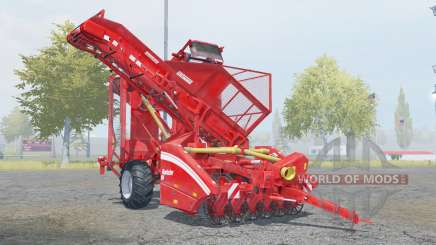 Grimme Rootster 604 multifruit pour Farming Simulator 2013