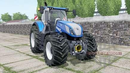 New Holland T7.315 Blue Power 2015 pour Farming Simulator 2017