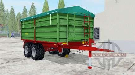 Pronar T683 ɗark vert lime pour Farming Simulator 2017