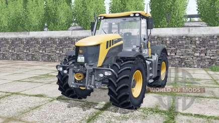 JCB Fastrac 3200 Xtra mehr configurationᶊ für Farming Simulator 2017