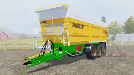 Joskin Trans-Space 8000-27 für Farming Simulator 2013
