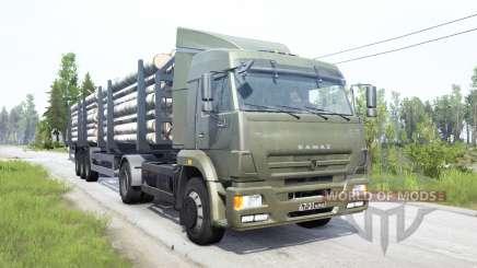 KamAZ-5460 pour MudRunner