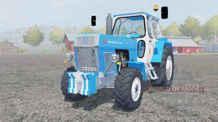 Fortschritt Zt 303-D manual ignition für Farming Simulator 2013
