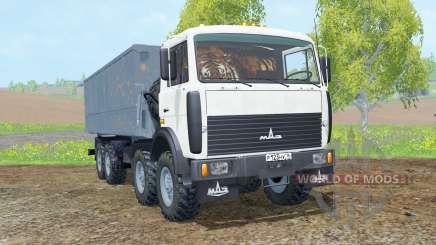 MZKT-65151 für Farming Simulator 2015