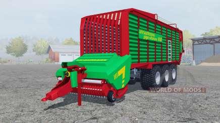 Strautmann Giga-Vitesse tridem chassis für Farming Simulator 2013