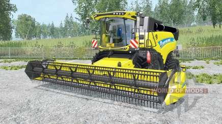 New Holland CR9.90 titanium yellow für Farming Simulator 2015