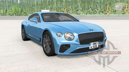 Bentley Continental GT 2018 pour BeamNG Drive