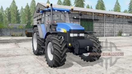 New Holland TM 1xx pour Farming Simulator 2017