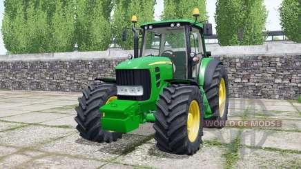 John Deere 6930 Premium islamic green pour Farming Simulator 2017