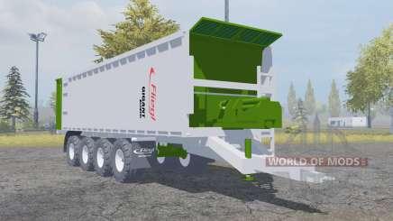 Fliegl ASW 488 Gigant pour Farming Simulator 2013
