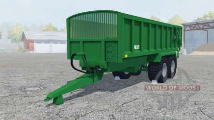 Bailey TB 18 dartmouth green für Farming Simulator 2013