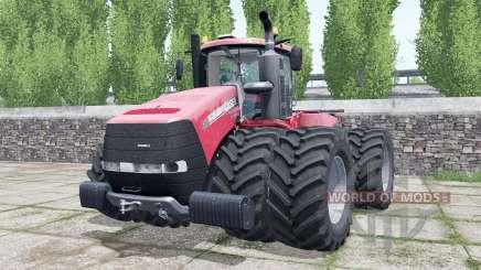 Case IH Steiger 600 wheels selection pour Farming Simulator 2017