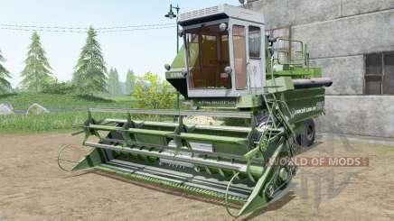 Ienisseï 1200-1M à base de plantes de couleur pour Farming Simulator 2017