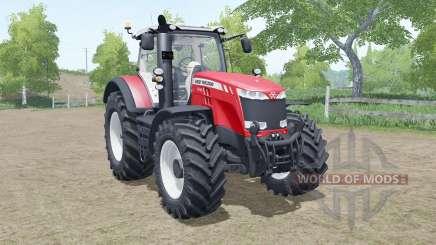 Massey Ferguson 8700 2014 pour Farming Simulator 2017