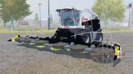Claas Jaguar 980 Black Edition pour Farming Simulator 2013