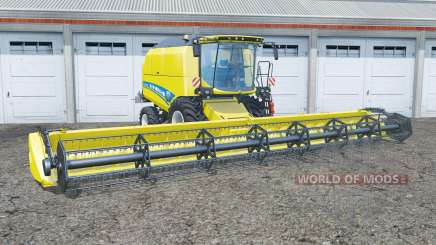 New Holland TC5.90 faster discharge für Farming Simulator 2015