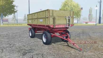 Krone Emsland yuma für Farming Simulator 2013