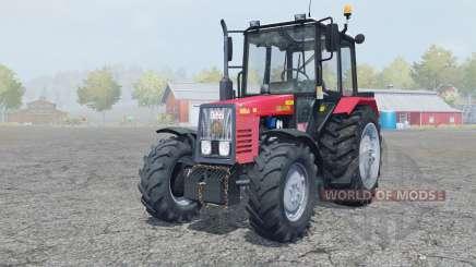 MTZ-Biélorussie 820.4 manuel d'allumage pour Farming Simulator 2013