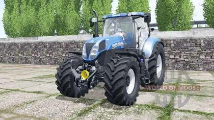 Nouveau Hollanɗ T7.185 pour Farming Simulator 2017
